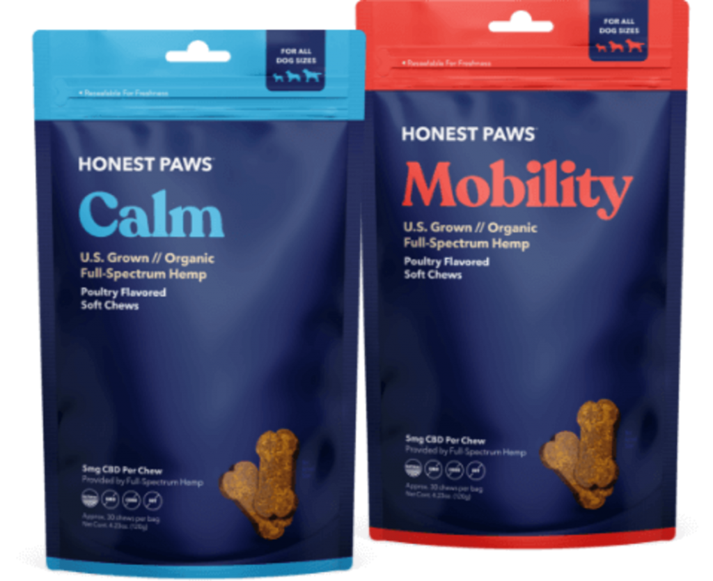 cbd bites and chews for dogs