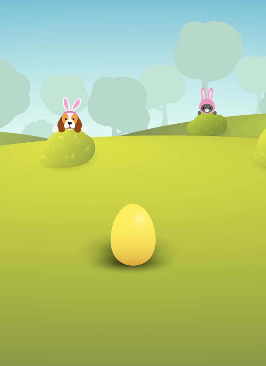 <br><br>Find the Yellow Egg