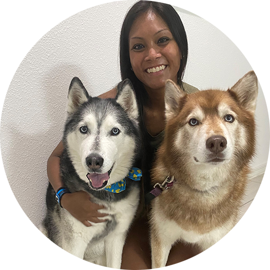 Best Friends Disney - Assistant Center Manager with dogs